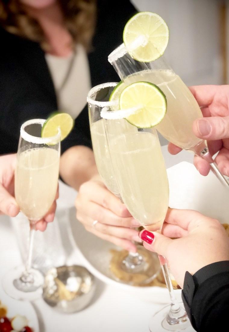 Champagne Margaritas!