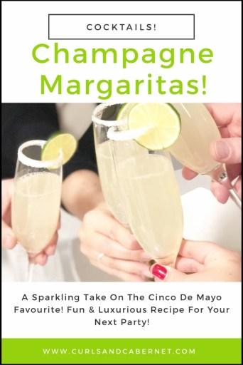 Champagne Margaritas, Moet Chandon & Patron Silver, Cocktail Ideas, Cinco De Mayo,