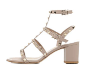 Valentino Rockstud Dupes, Designer Inspired Pumps, Rockstud pumps,