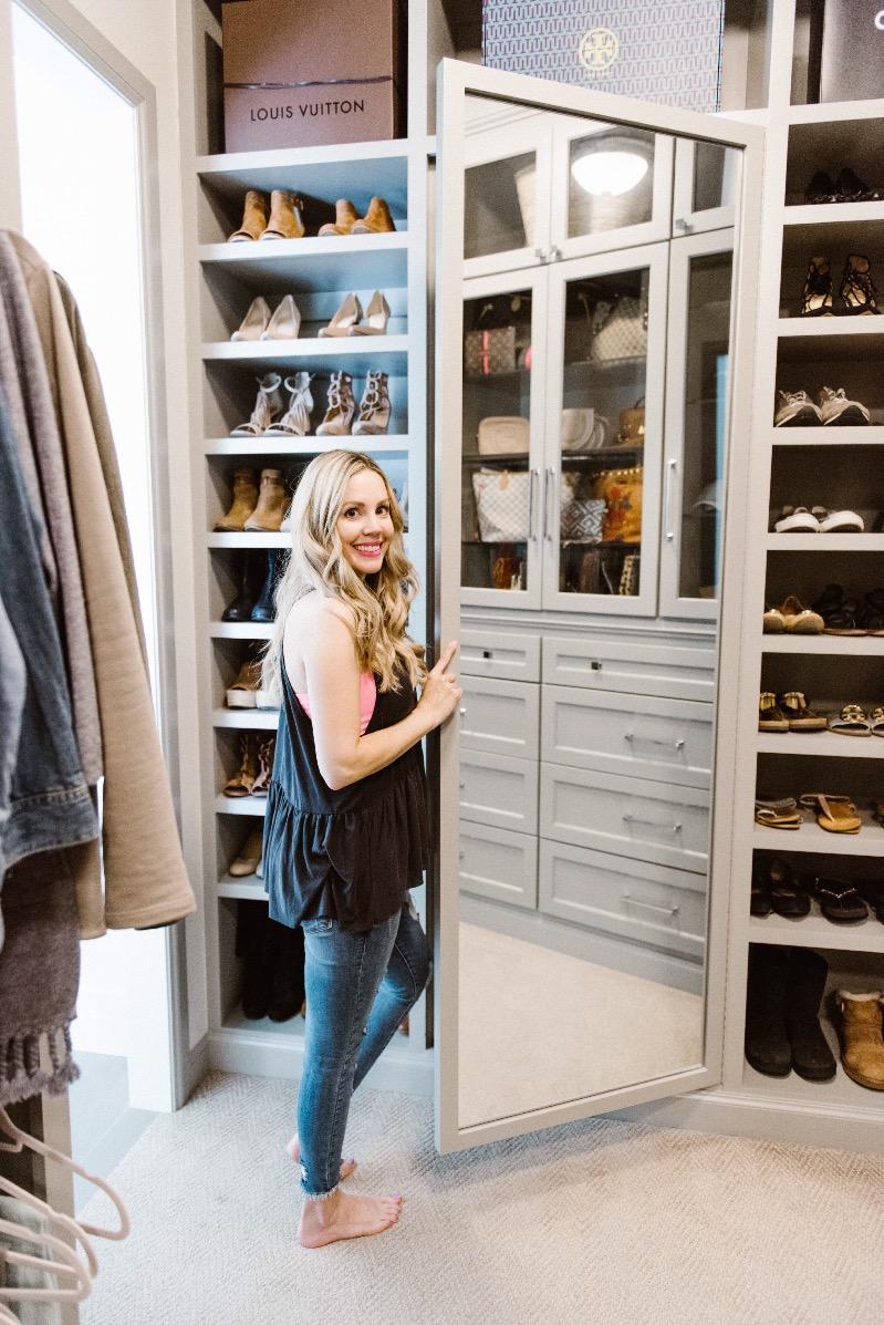 Master Closet Organization Ideas Lifestyle Curls