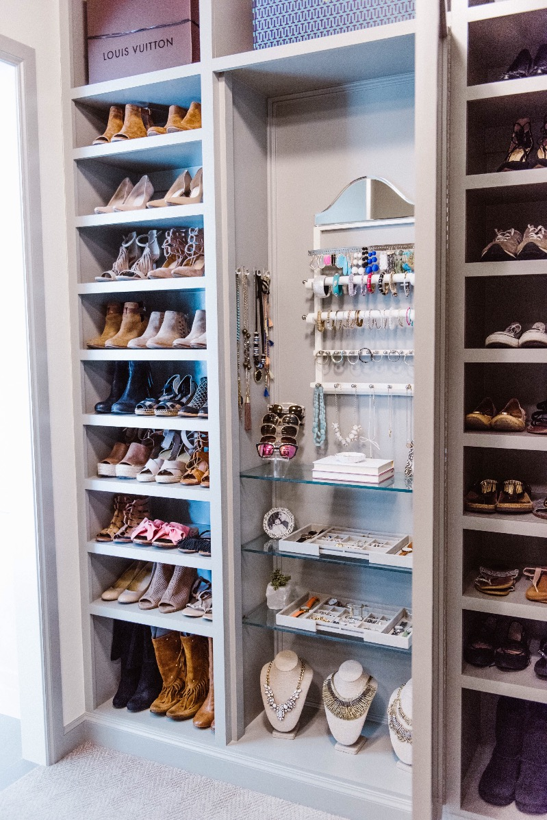 Master Closet Organization Ideas with BeeNeat Organizing Co  Curls and Cashmere