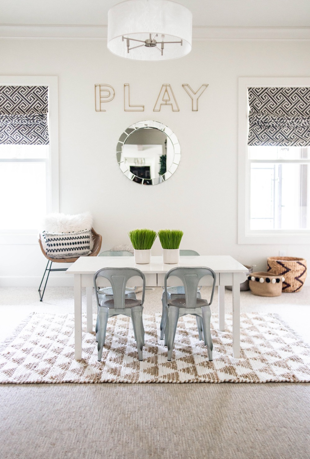 Awesome Playroom Decorating Ideas for Kids | Curls and Cashmere