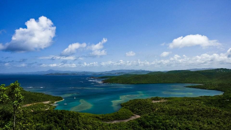 Martinique - Presque il de la caravelle - baie au trésor