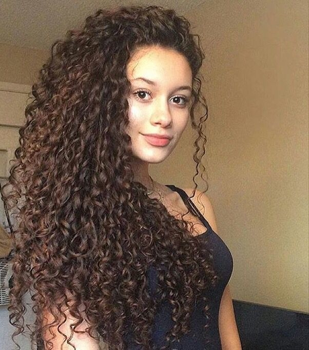 Let S Know How To Maintain Your Long Naturally Curly Hairstyles