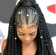 coolest and cutest cornrows