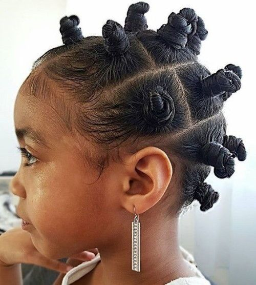 Organic Natural Hairstyles For Black Little Girls Curly Craze