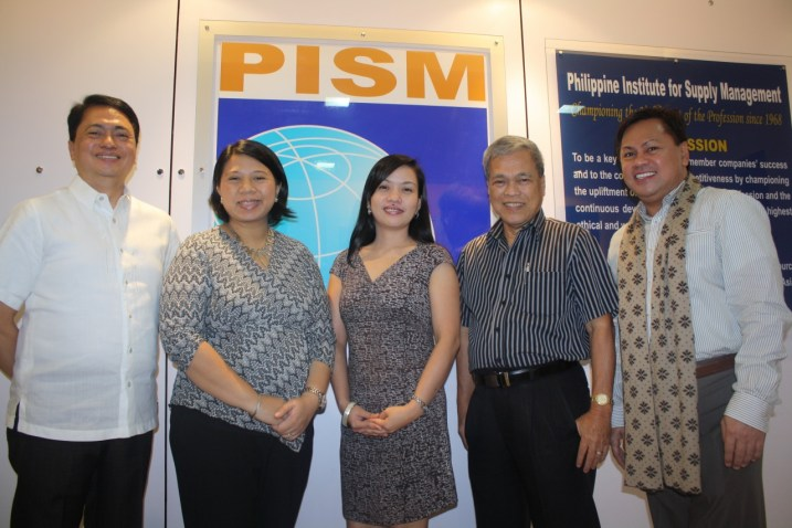 PISM & SOFSM Executives