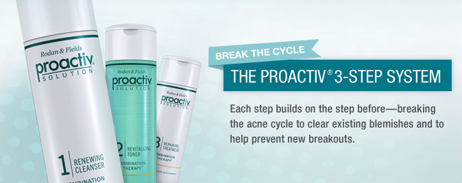proactiv 3 step products