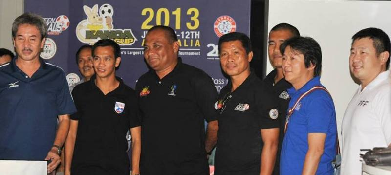 teen azkals coaches