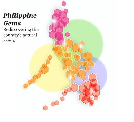 Philippine Gems logo