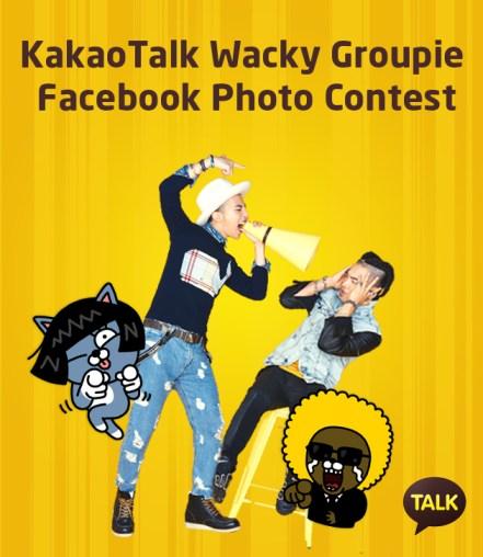 Wacky Groupie FB Photo Contest