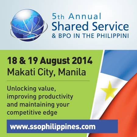 5th Annual Shared Service & BPO in the Philippines