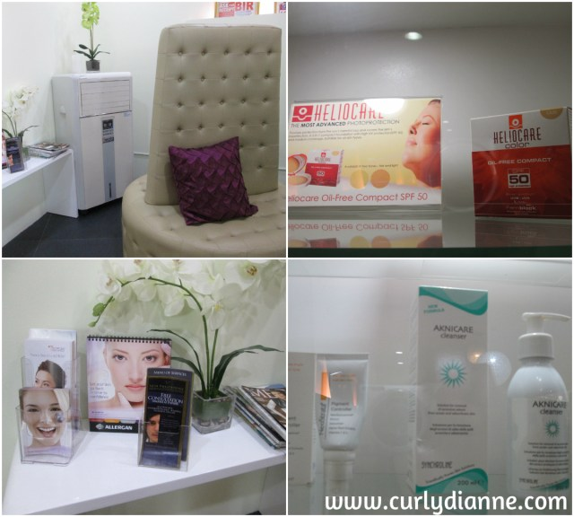 Products in Skin Philosophie