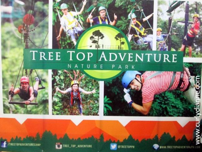 Tree Top Adventure at Wrangler Event