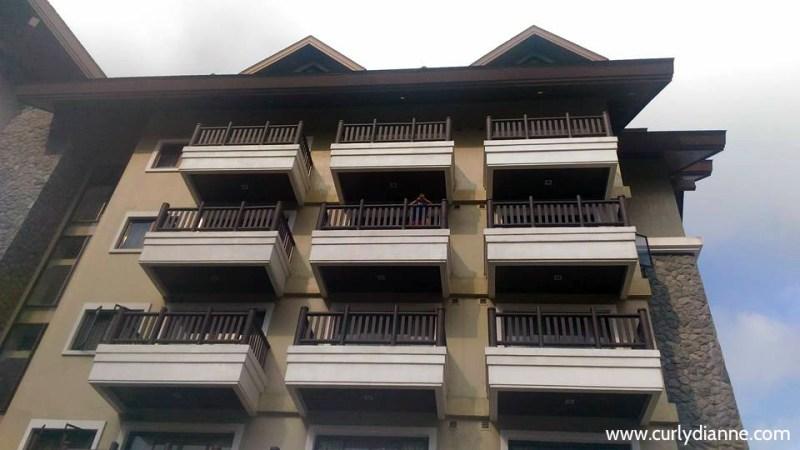 Azalea Residences hotel front view