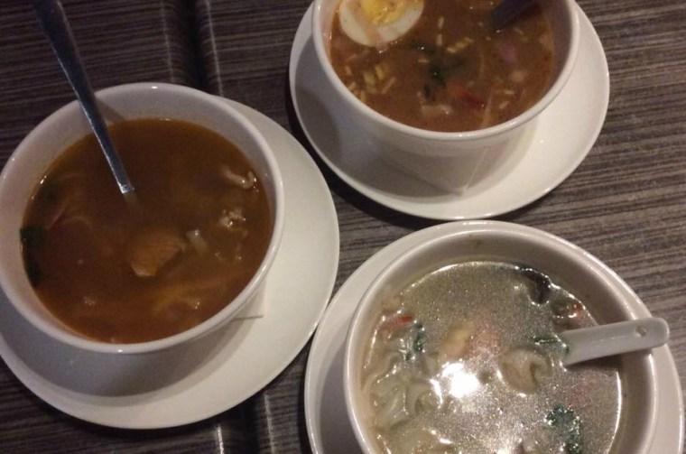 Noodle Soup at SIAM Noodles House