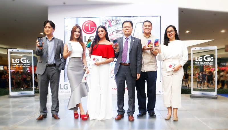 Innovation for a Better Life by LG Electronics and SM Supermalls