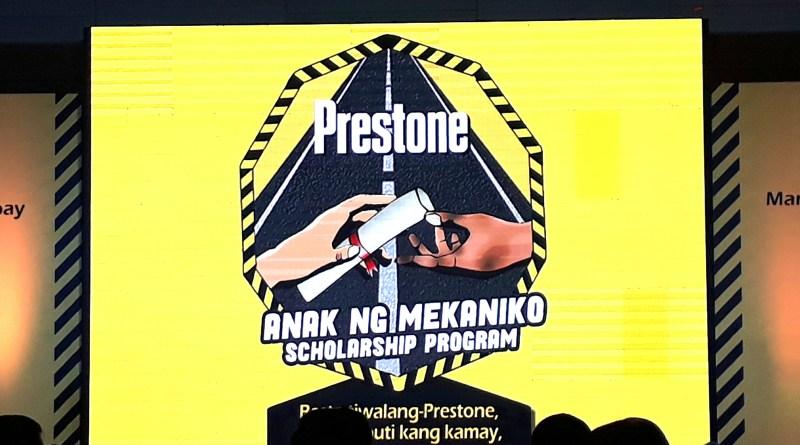 Prestone Anak ng Mekaniko Scholarship Program