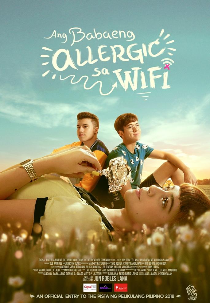 Ang Babaeng Allergic sa WiFi