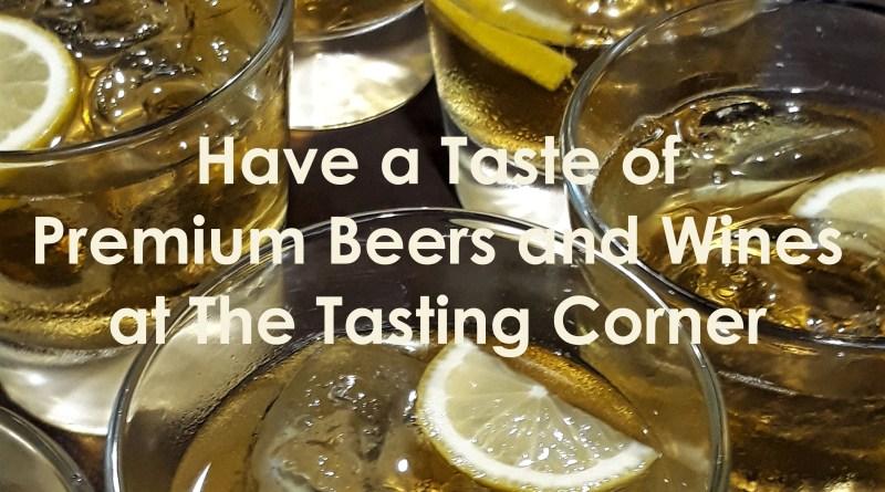 The Tasting Corner