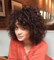 3 great hairstyles short curls
