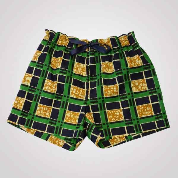 curly nights savane shorts pyjama wax