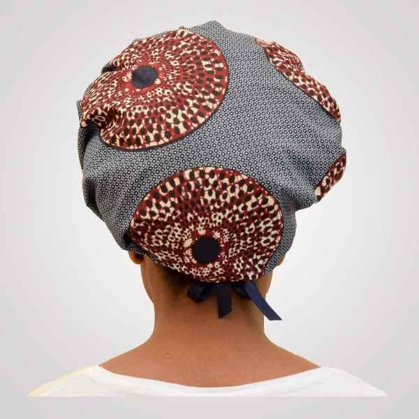 bonnet anpassbar edge control satin wax curly nights IRIS