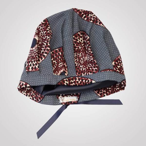 bonnet réglable edge control satin wax curly nights IRIS