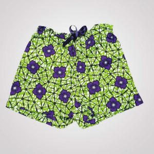 short garden curly nights pyjama avec poches