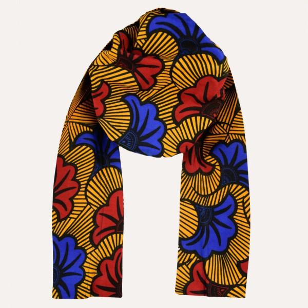 turban satin foulard curly nights HONEYMOON