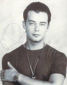 Ashley Paske Autographed Photo