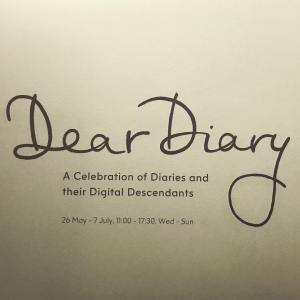 Dear Diary Exhibition