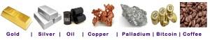 Gold-Oil-Silver-Copper-Palladium-Bitcoin-and-Coffee