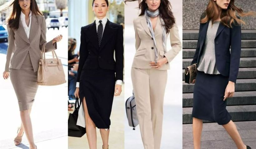 Office Look 2019: fashionable in office too