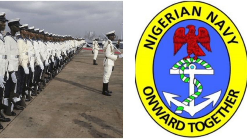 Nigerian Navy Update 2021 Ranks, Logo, Quick Facts and Application