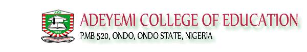 ACEONDO Academic Calendar