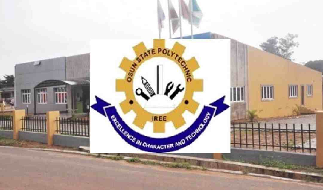 OSPOLY Iree DPT Acceptance Fee 2021/2021 Admission Details