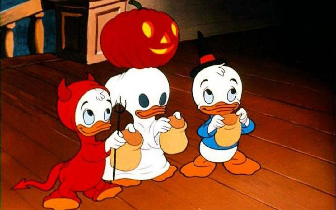 Top 10 Halloween Cartoon Movies for Families in 2021