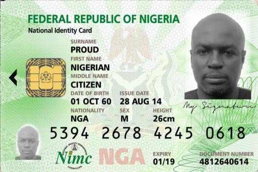 National Identity Number (NIN) Application Guide for Nigerians