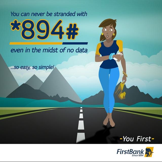 Check First Bank Account Balance