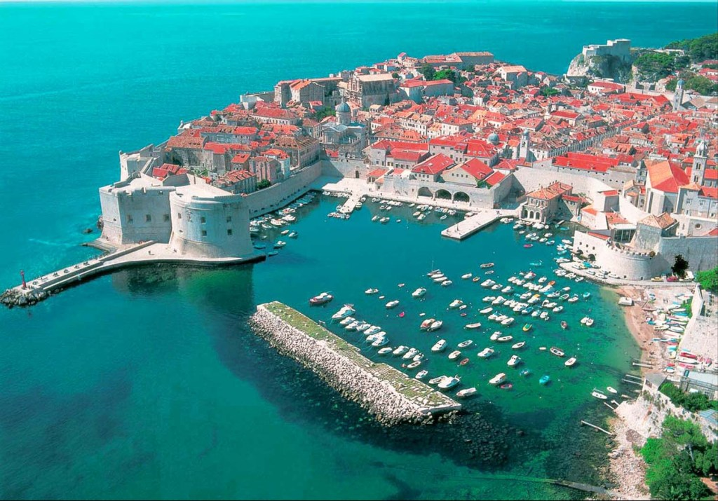 Vacation in Croatia