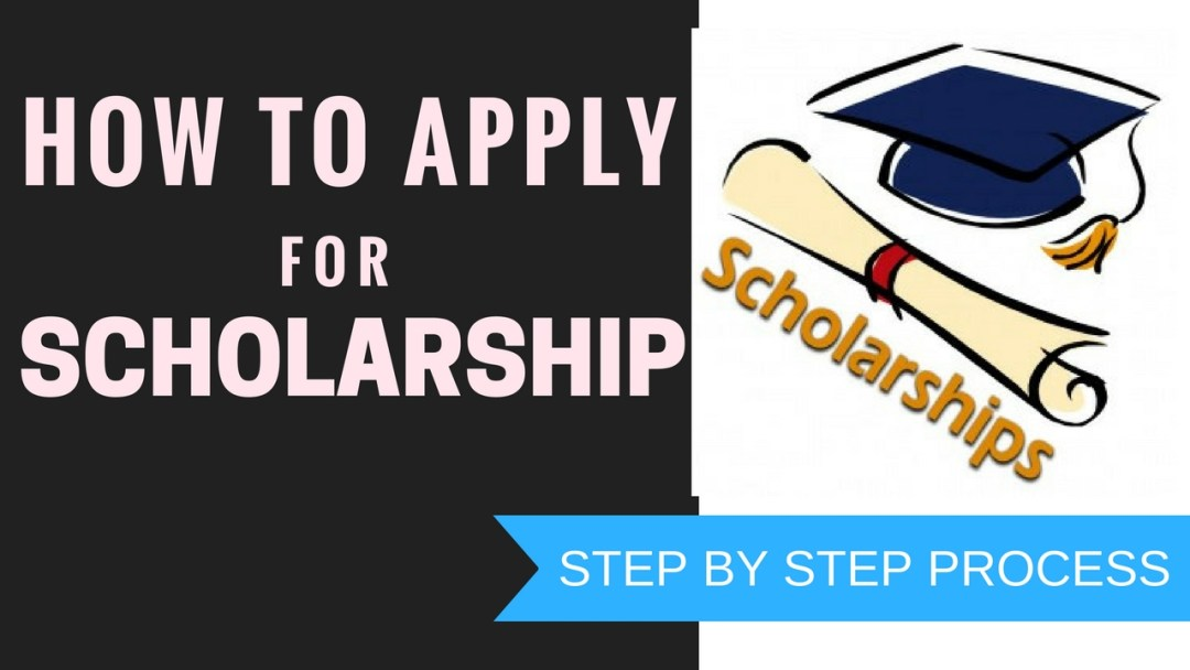 Scholarship Application Process for Students 2021 See Portal Update