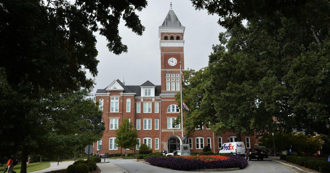 Clemson University Admission 2021