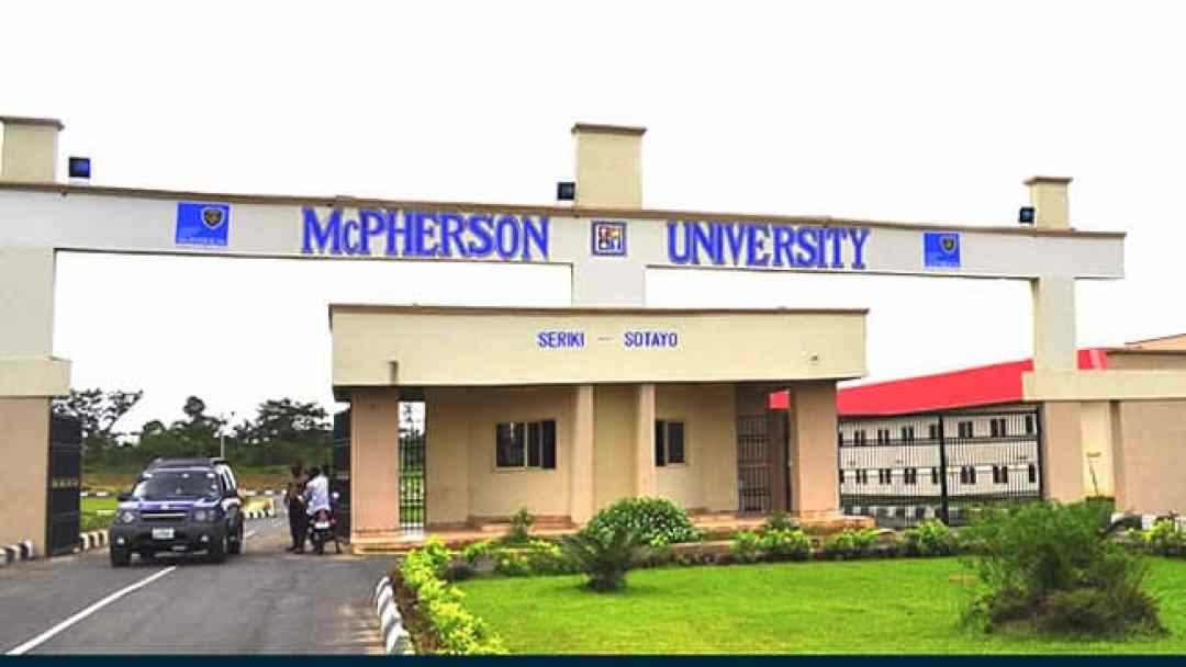 Mcpherson University Courses and Requirement | List of Courses Offered