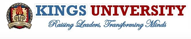 Kings University Post UTME / DE Form