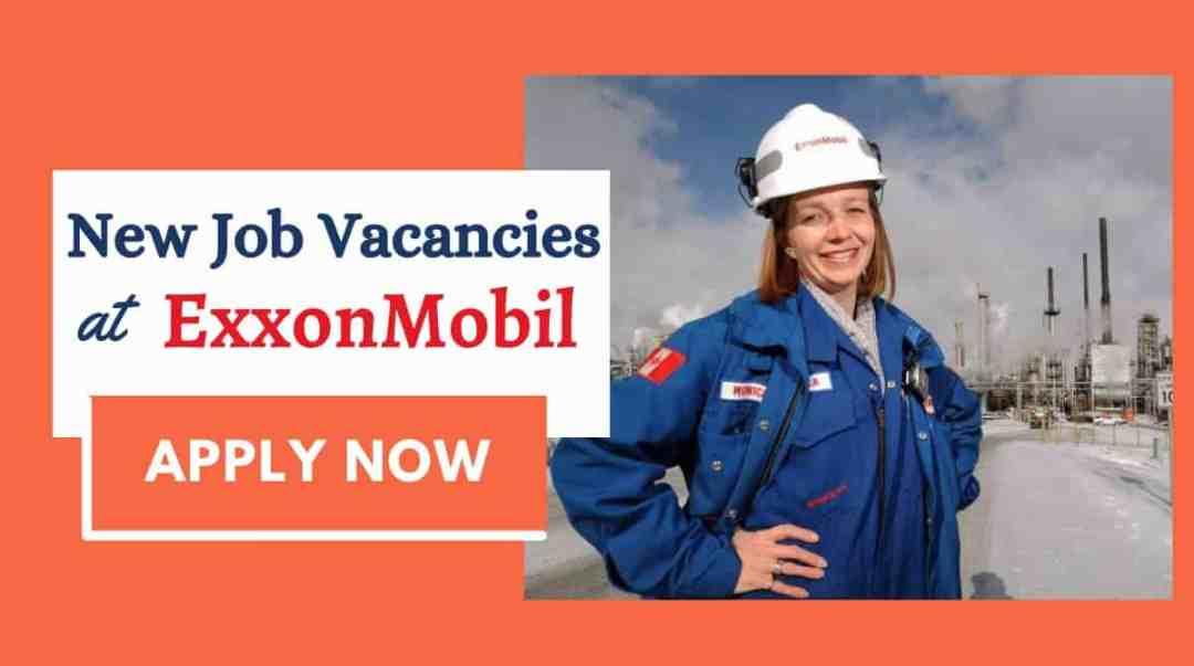 ExxonMobil Recruitment 2021/2022 Überprüfen Sie die Aktualisierung der Anwendungsaufnahme