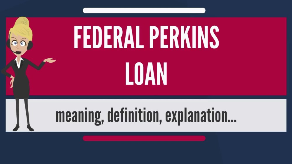 Federal Perkins Loans for Students | All the Vital Information You Need