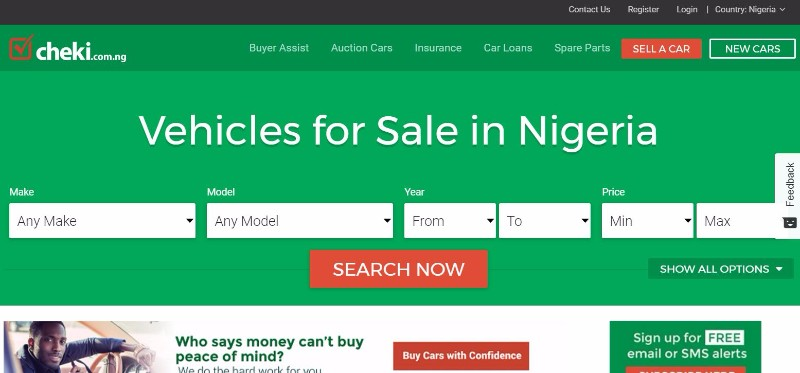 Cheki Nigeria Limited