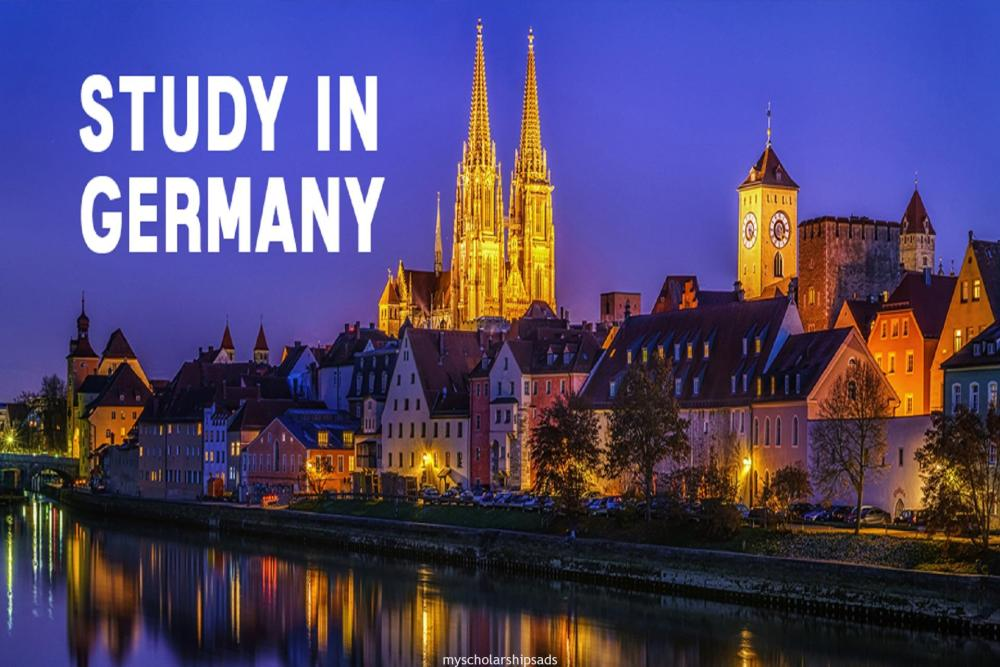 Study in Germany Masters Scholarships 2020/2021 Application Portal