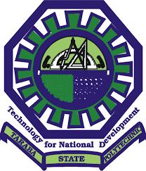 Taraba State Polytechnic Cut off Mark